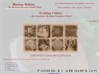 http://www.wedding-utilities.de
