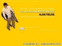 Dj & Alleinunterhalter-  Alan Fields Berlin
