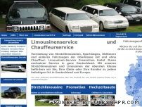 Limousine mieten - Stretch Hummer, Lincoln & Maybach