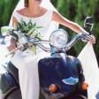 Motorroller ins Glück